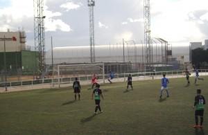 Foto del partido de liga La Meca de Rivas - EDM Juvenil D