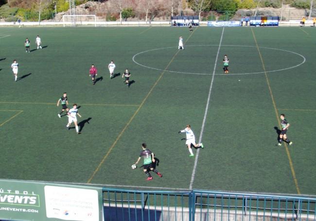 Foto del partido de liga EDM Juvenil D - Juventud Madrid
