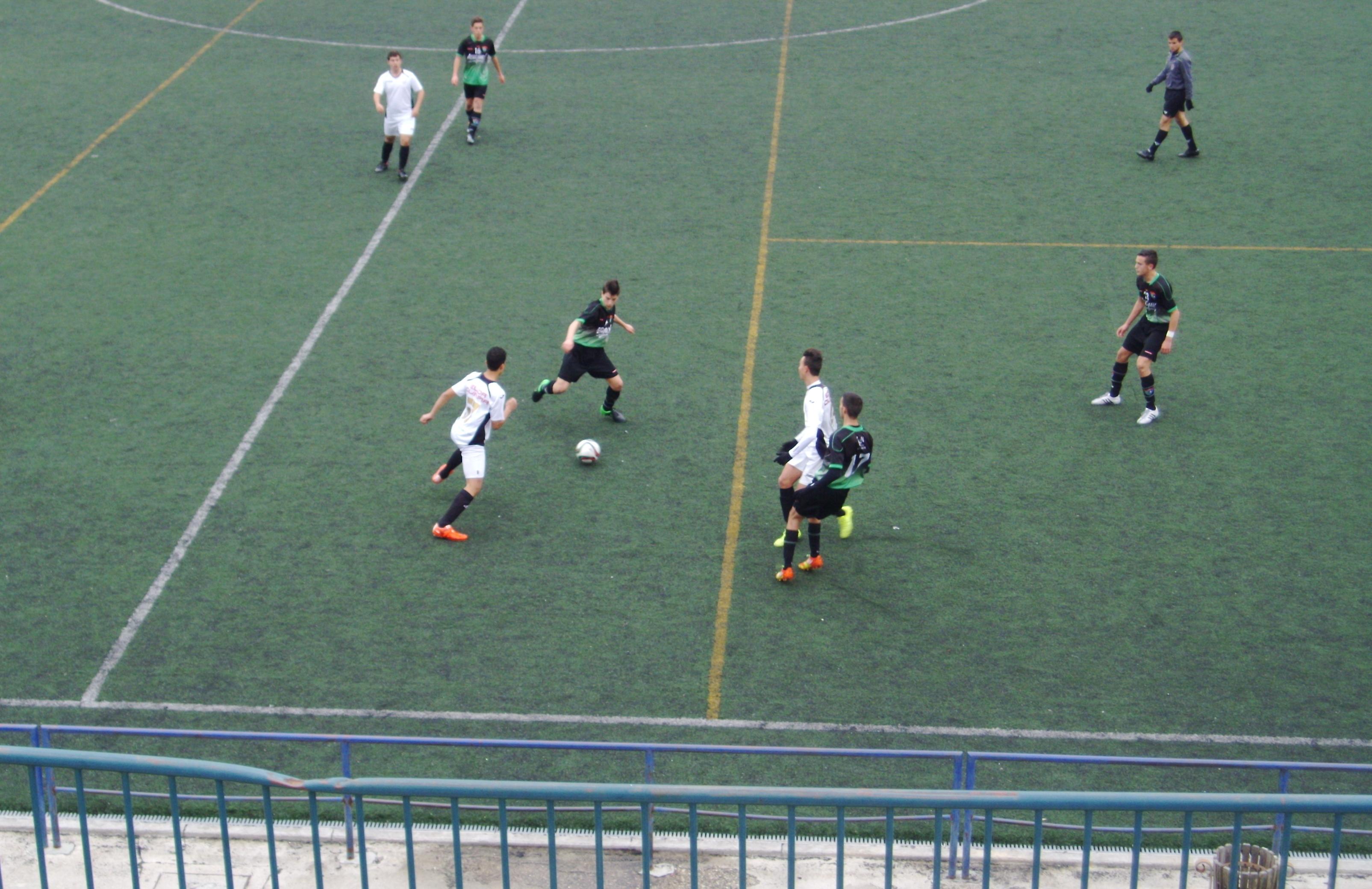 Crónica y fotos del partido de liga EDM Juvenil D 3 – 1 Elida Olimpia A