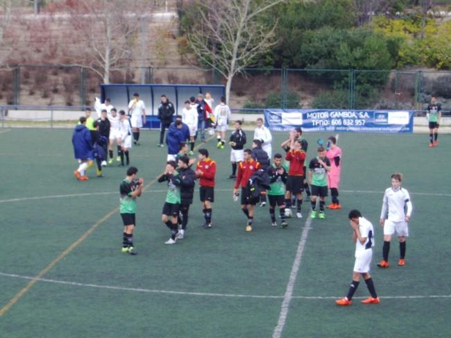 Foto del partido de liga EDM Juvenil D - Elida Olimpia A