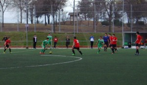 Foto del partido de liga CD Bracamonte A - EDM Juvenil D