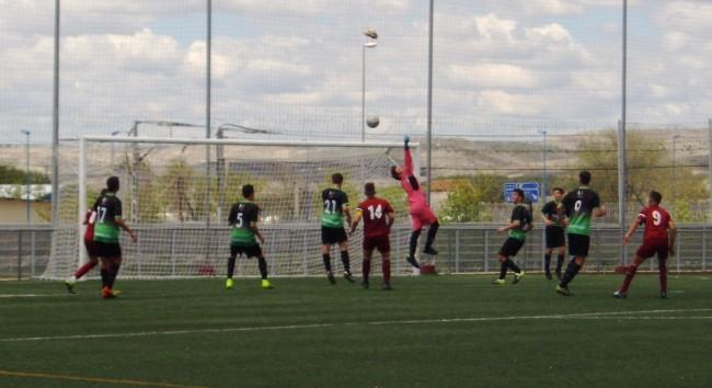 Foto del partido de liga Parque Sureste - EDM Juvenil DFoto del partido de liga Parque Sureste - EDM Juvenil D