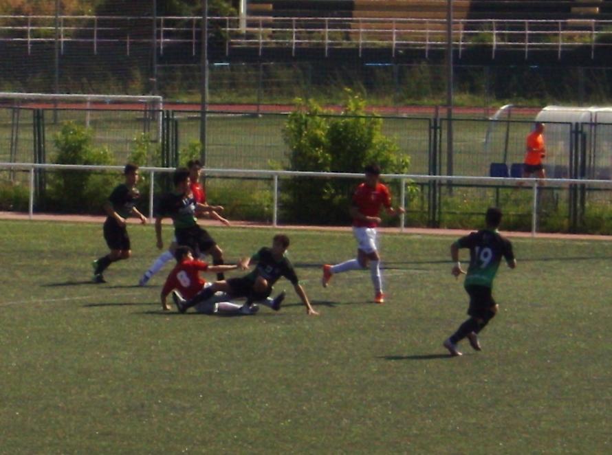 Crónica y fotos del partido de liga Adepo Palomeras B 1 – 7 EDM Juvenil D