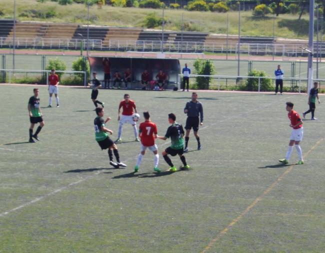 Foto del partido de liga Adepo Palomeras B - EDM Juvenil D