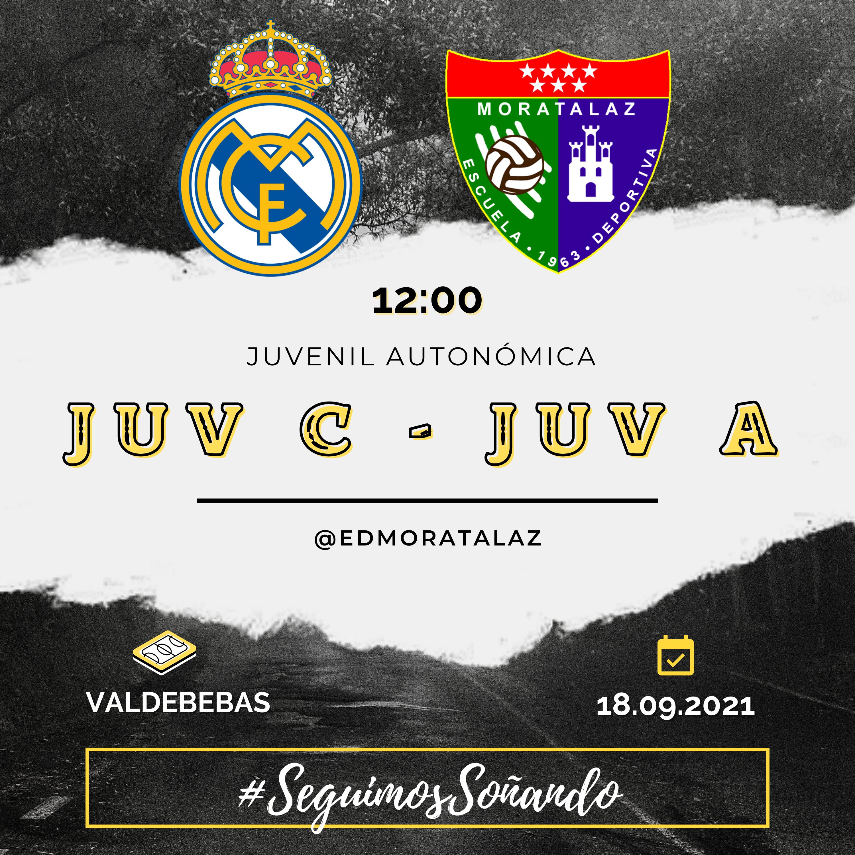 Juvenil A comienza la liga frente al Real Madrid 'C'