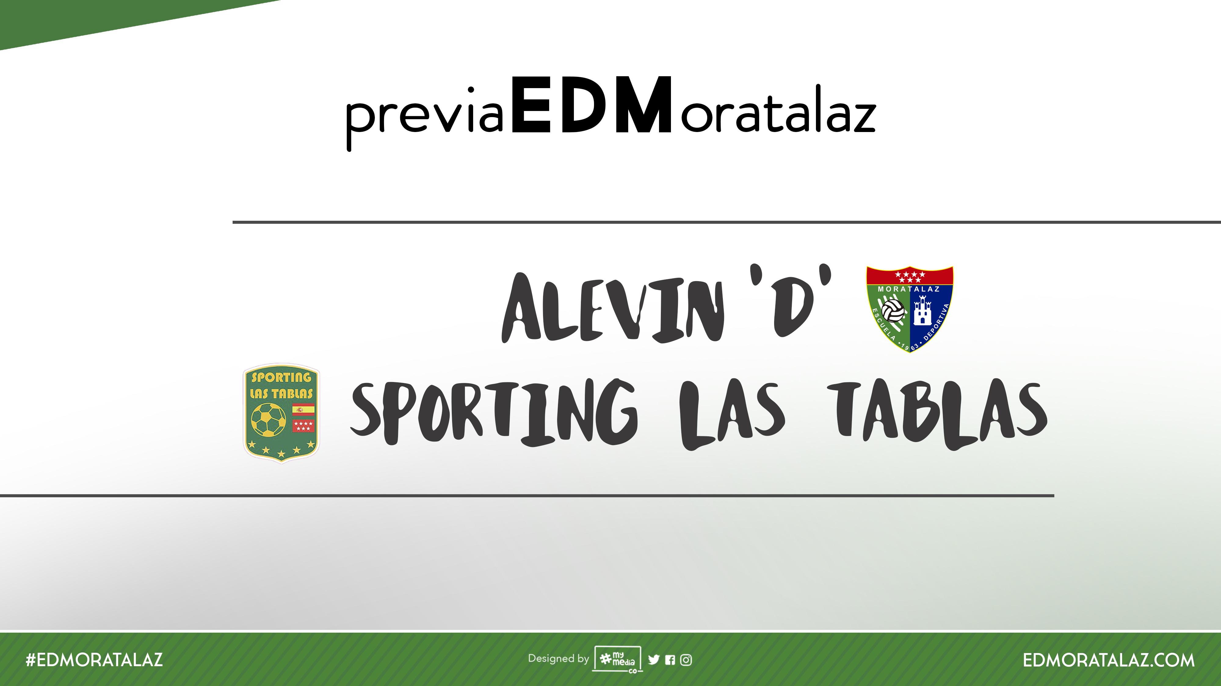 El Alevín D peleará por la primera victoria de la temporada