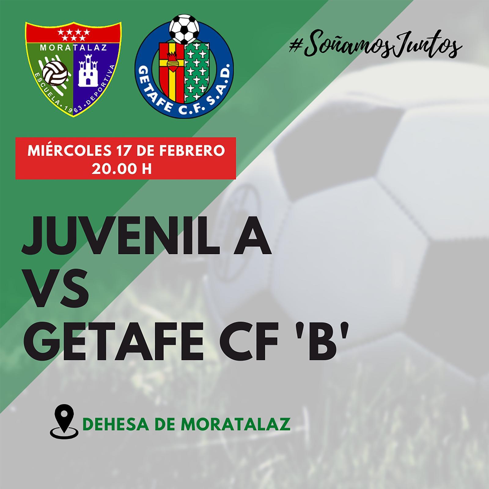 PREVIA | Juvenil A – Getafe CF