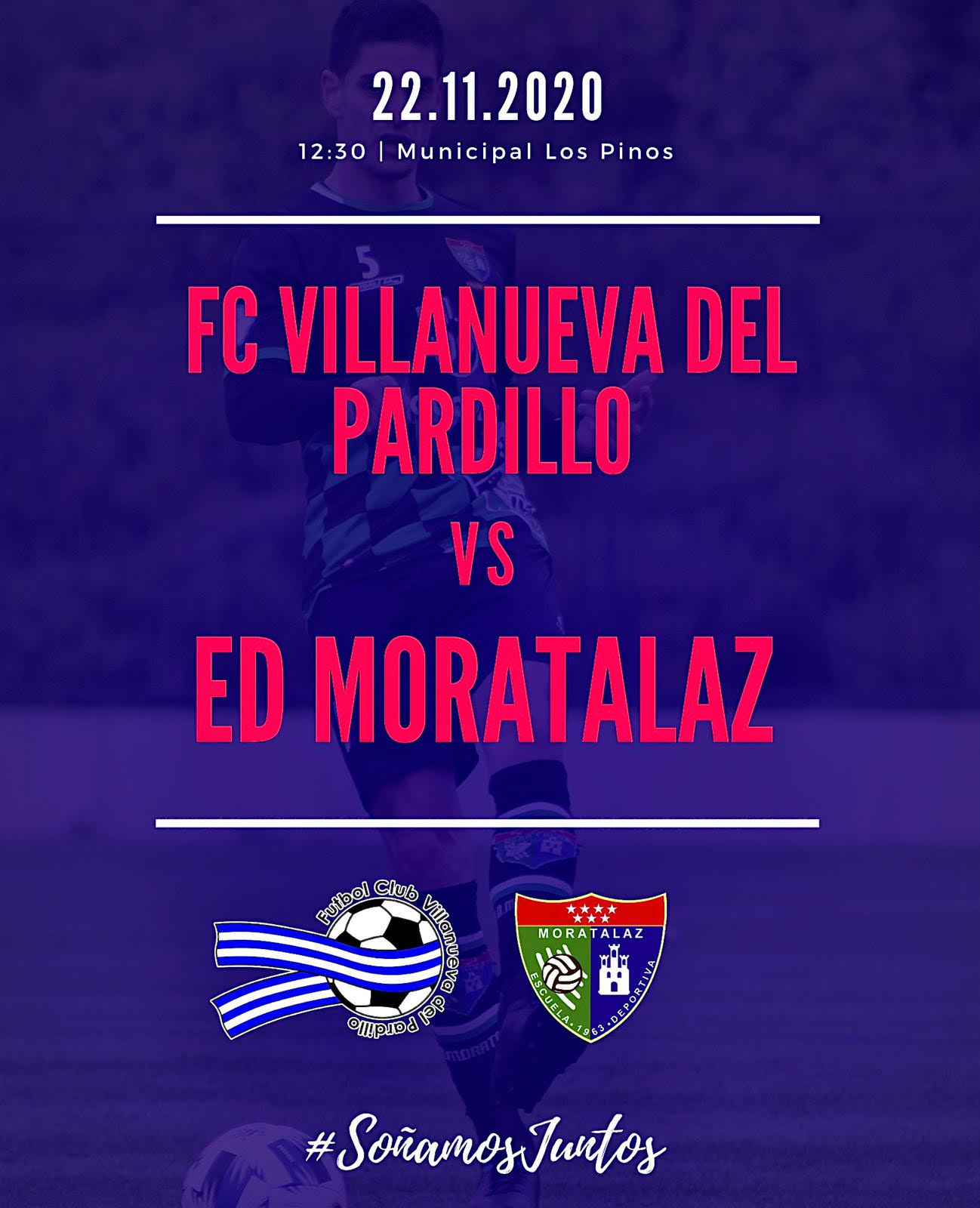 PREVIA | F.C. Villanueva del Pardillo – Primer Equipo