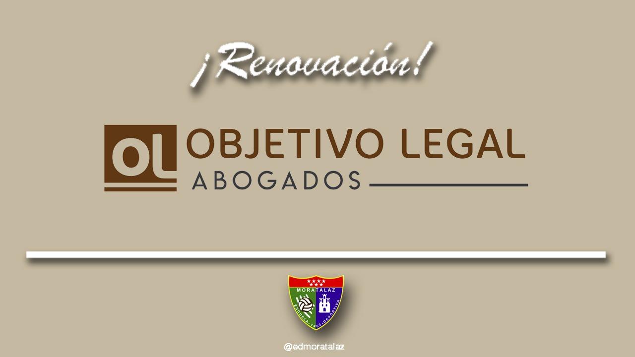 ¡Objetivo Legal Abogados renueva como patrocinador de la EDM!