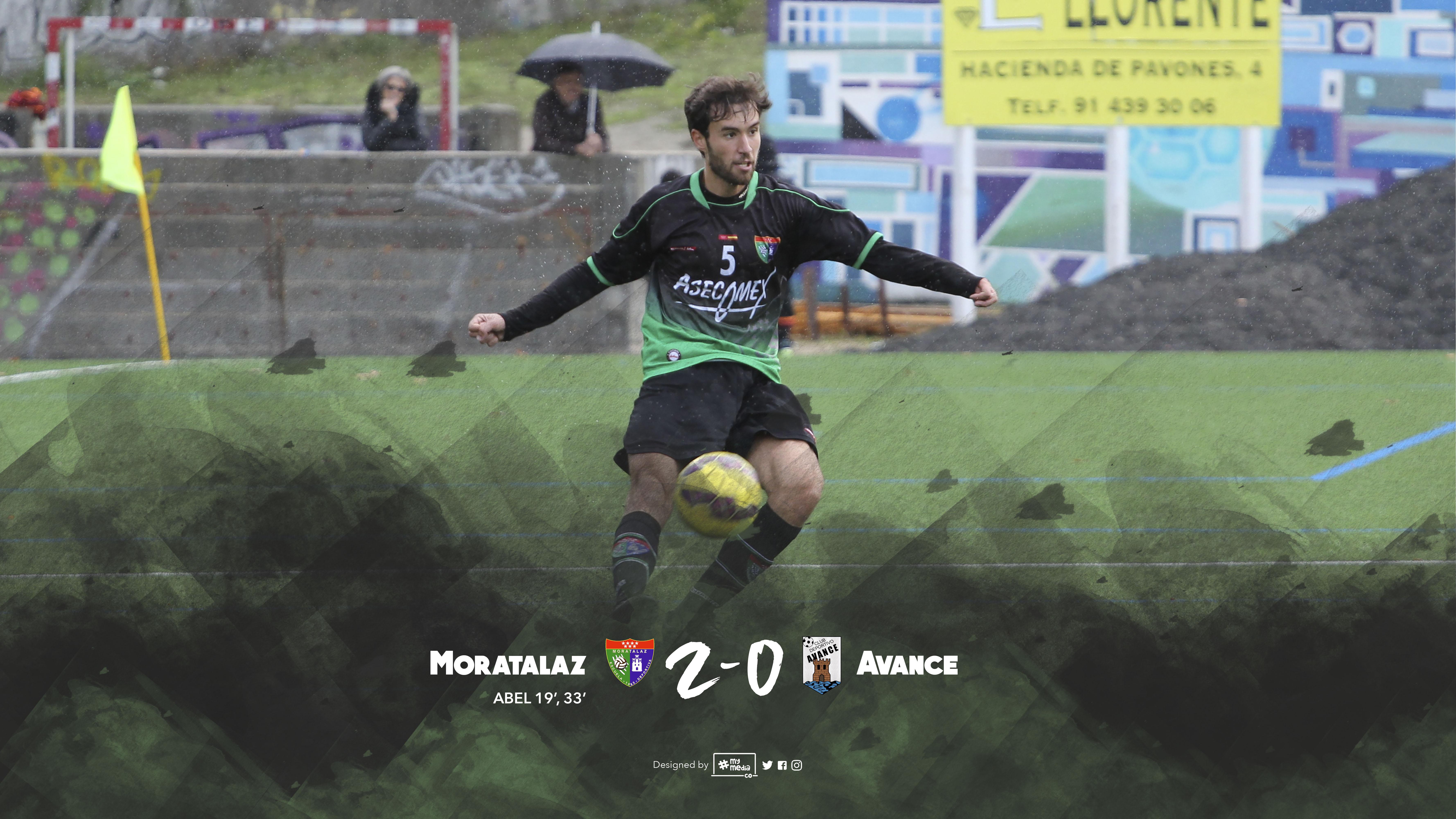 Crónica y goles del partido Primer Equipo 2 – 0 CD Avance