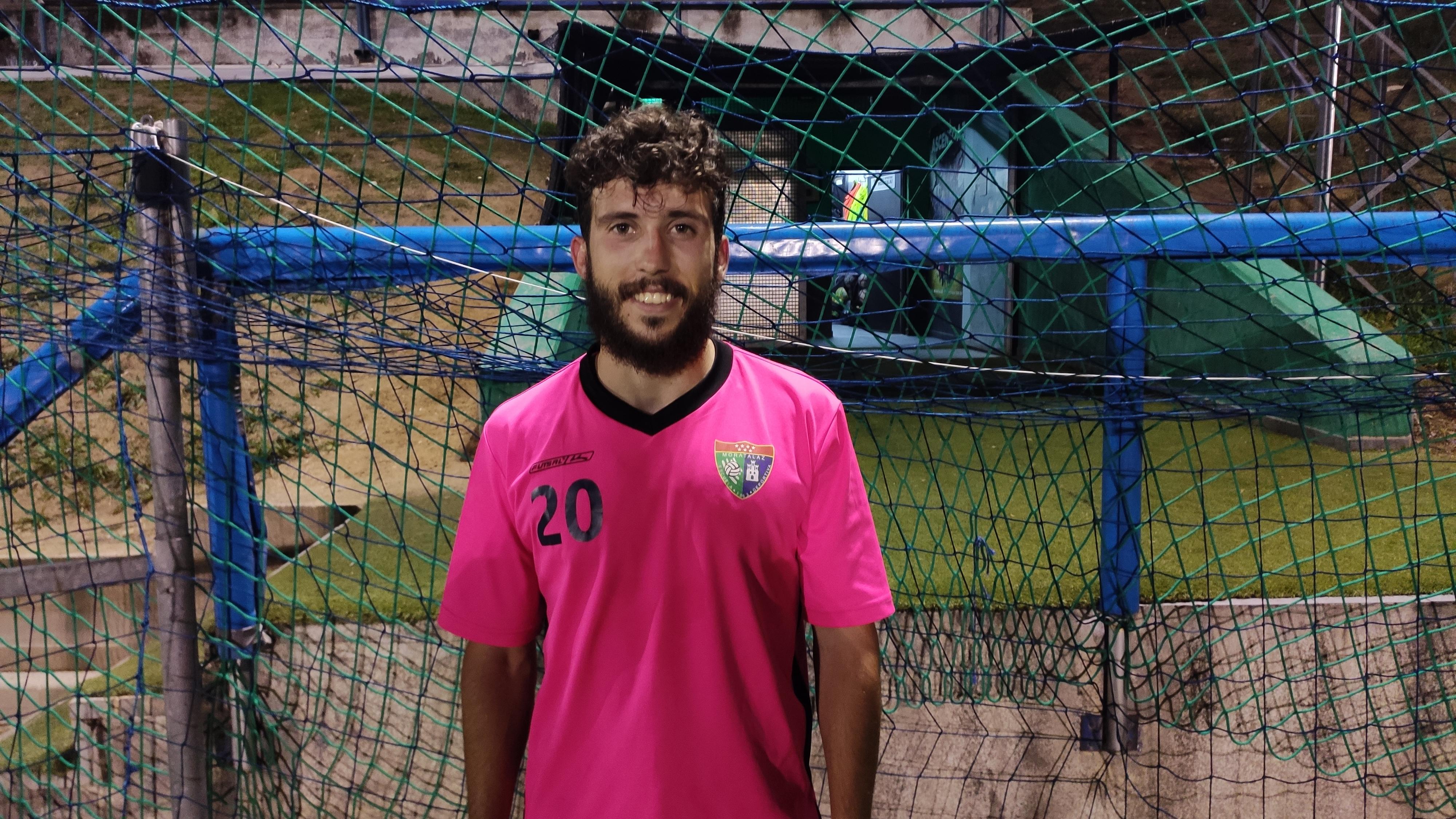 Rubén Ayuso: «Ha sido volver y sentirme otra vez en casa, como si no hubiesen pasado seis meses»