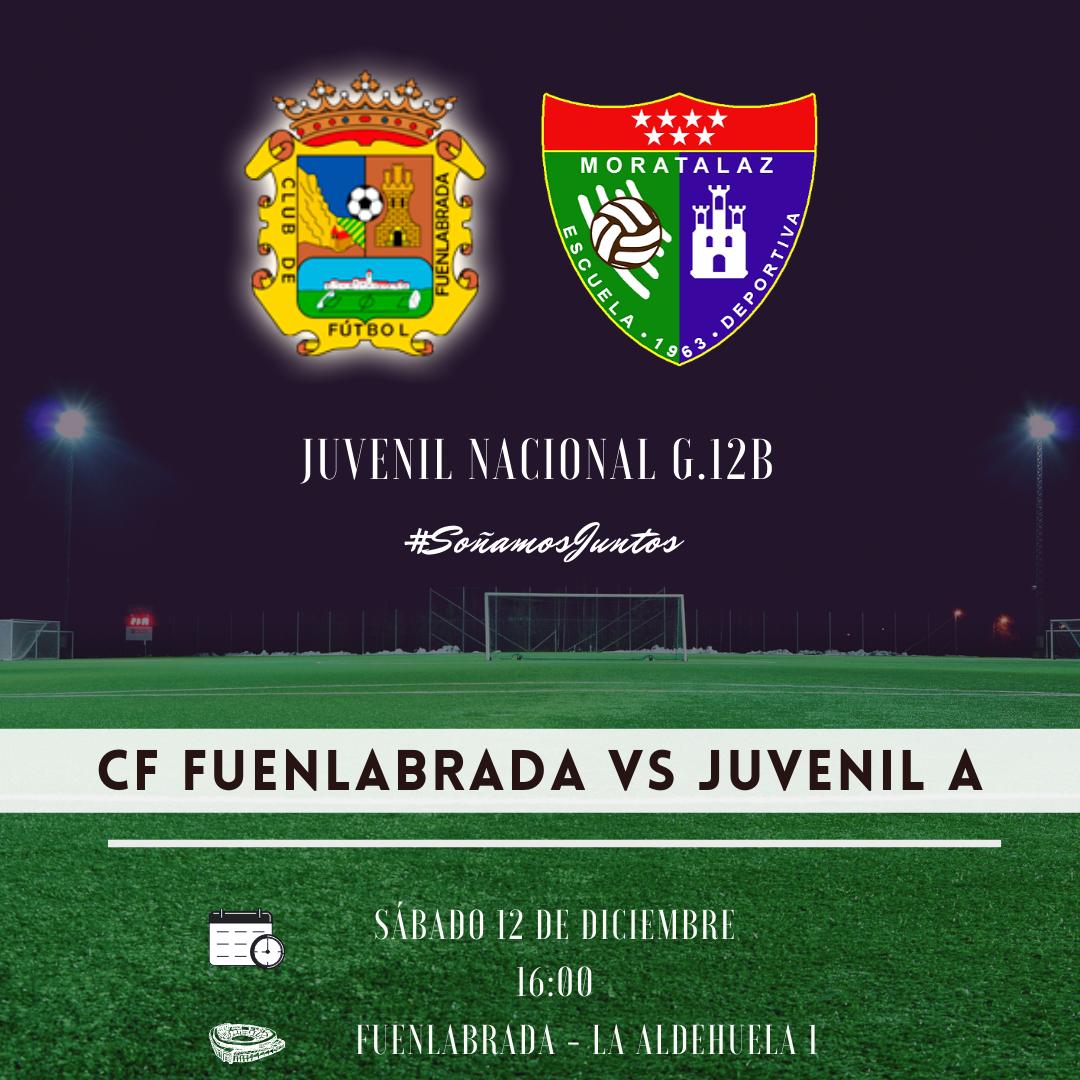 PREVIA | CF Fuenlabrada A – Juvenil A