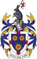 Escudo del St Edmund inglés