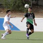 Fotos del partido de liga EDM San Blas A - EDM Juvenil D