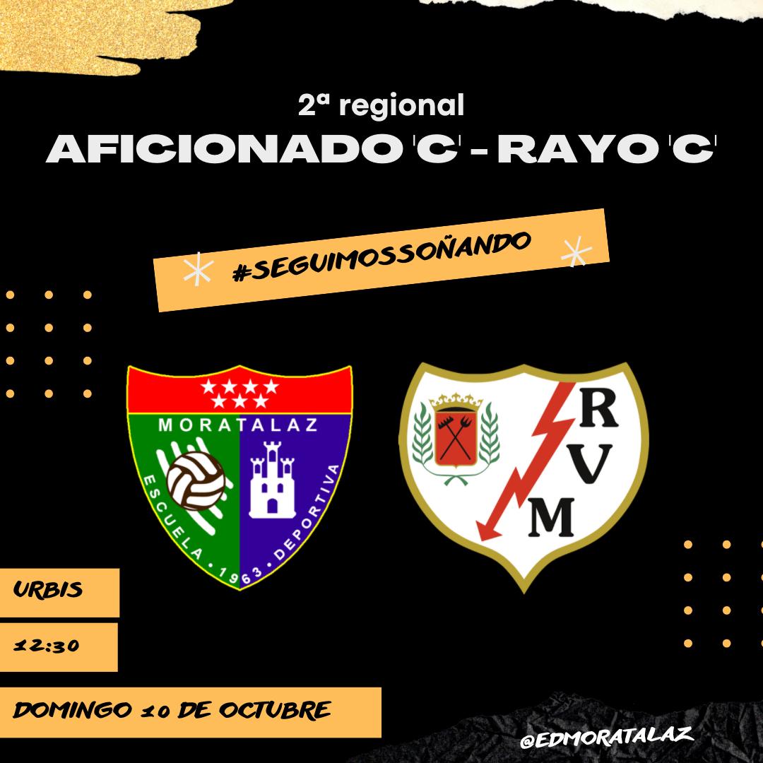 Aficionado C – Rayo Vallecano 'C'
