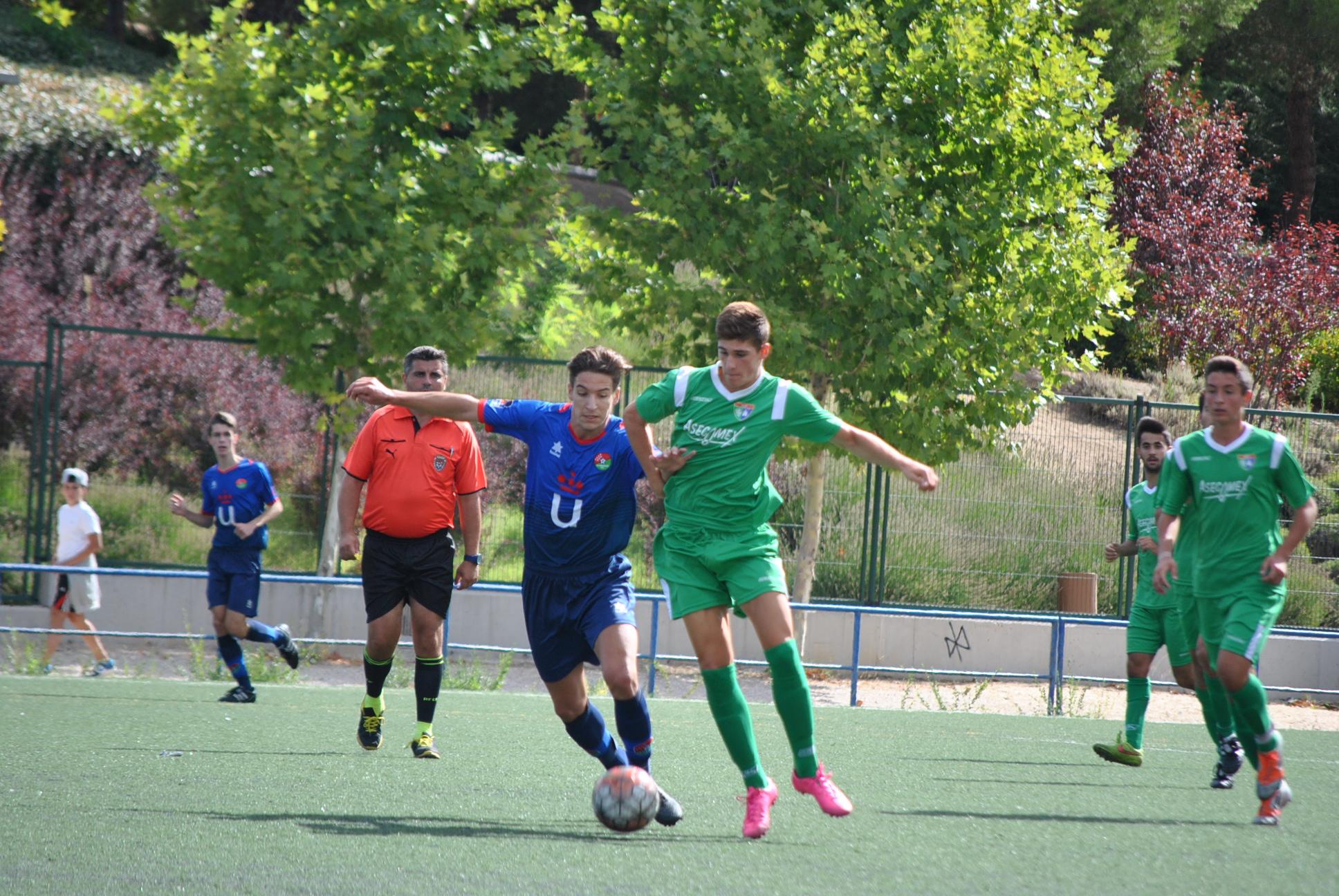 El extremo del Juvenil A Sergio Sánchez ficha por el Real Madrid