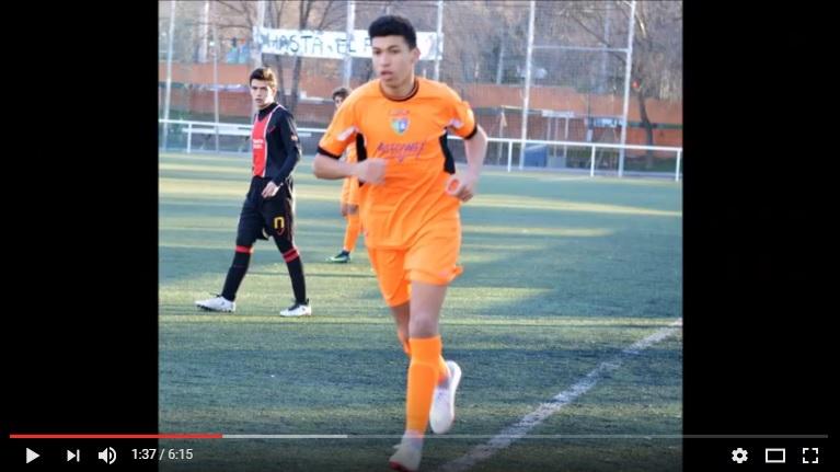 Crónica y vídeo resumen del partido AD Unión Adarve A 0-1 Cadete A