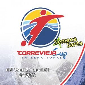 Equipos juegan la Torrevieja intertnational cup