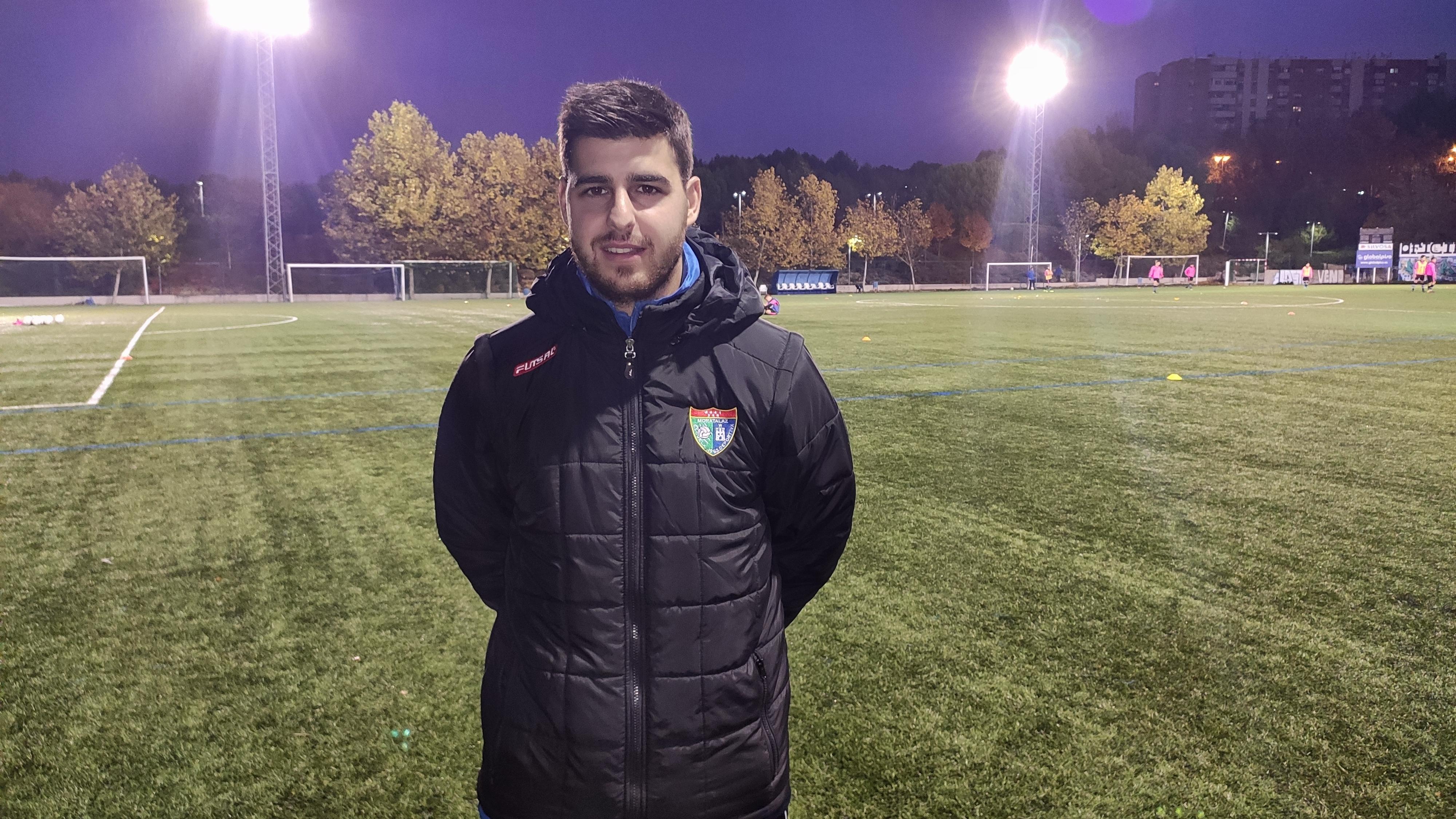 Entrevista | Tores: «Mi primer día en el fútbol lo recuerdo muy especial… A día de hoy mis mejores amigos son de aquel equipo en el que empecé.»