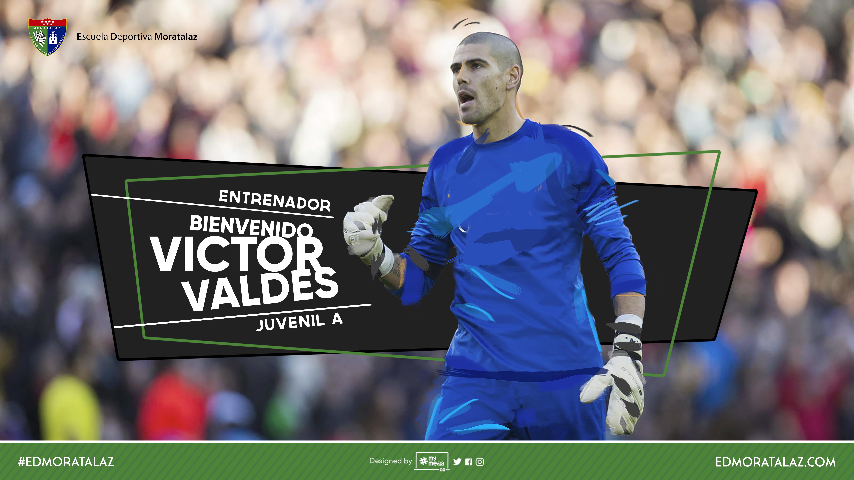 OFICIAL | ¡Bienvenido, Victor Valdés!