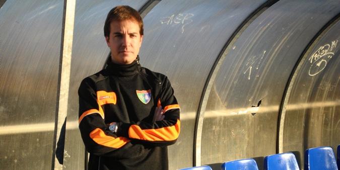 Álvaro Villalba regresa a la EDM como segundo entrenador del Aficionado B y del Cadete C