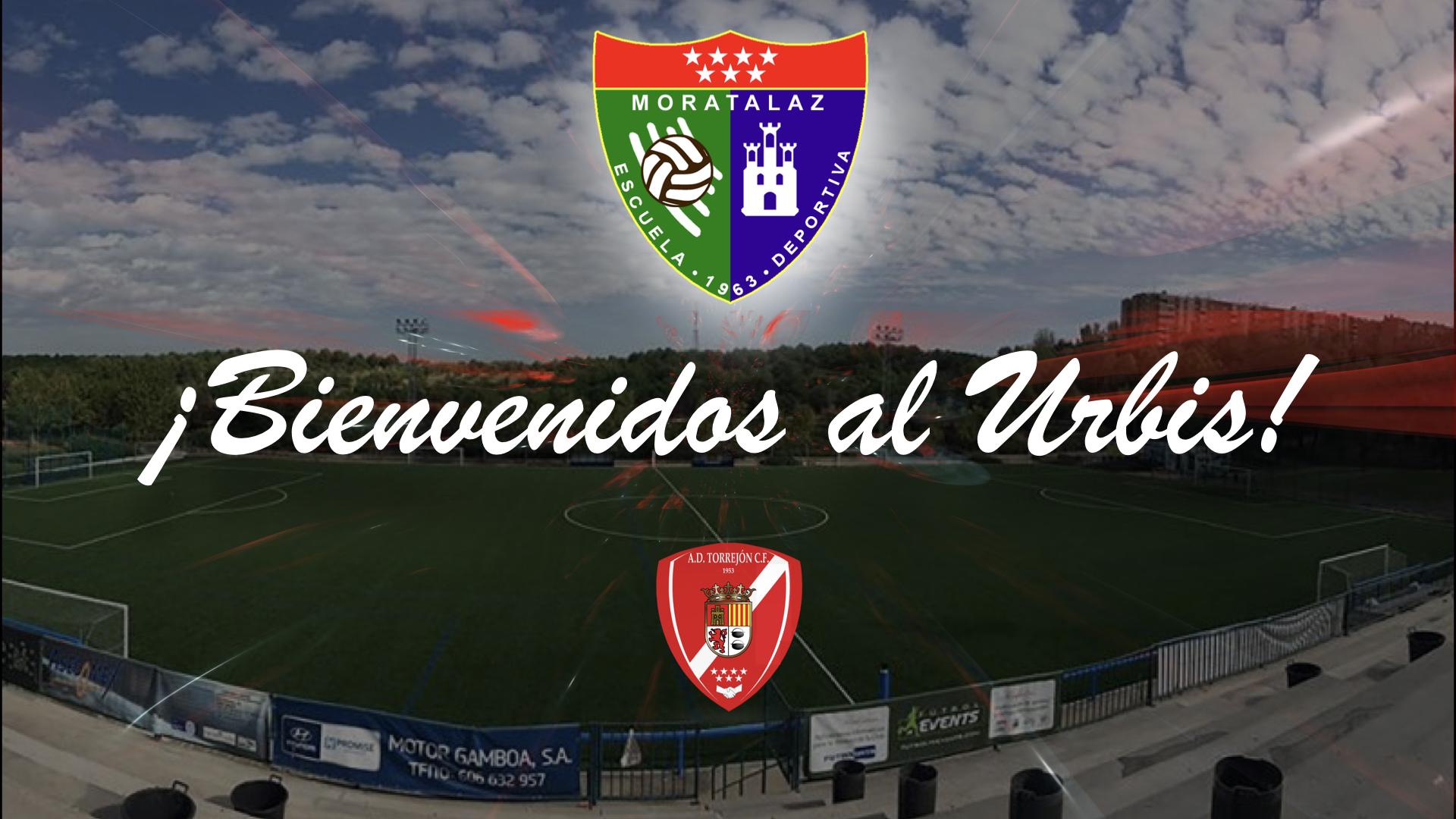 ¡Recibimos por partida doble al Torrejón CF!