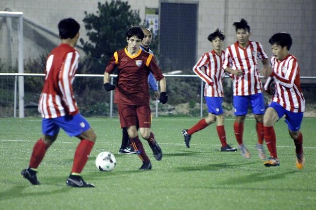 Infantil C y Cadete B jugarán hoy contra el Wanda Atlético de Madrid