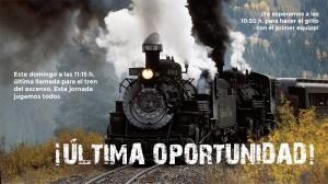 Primer Equipo tren