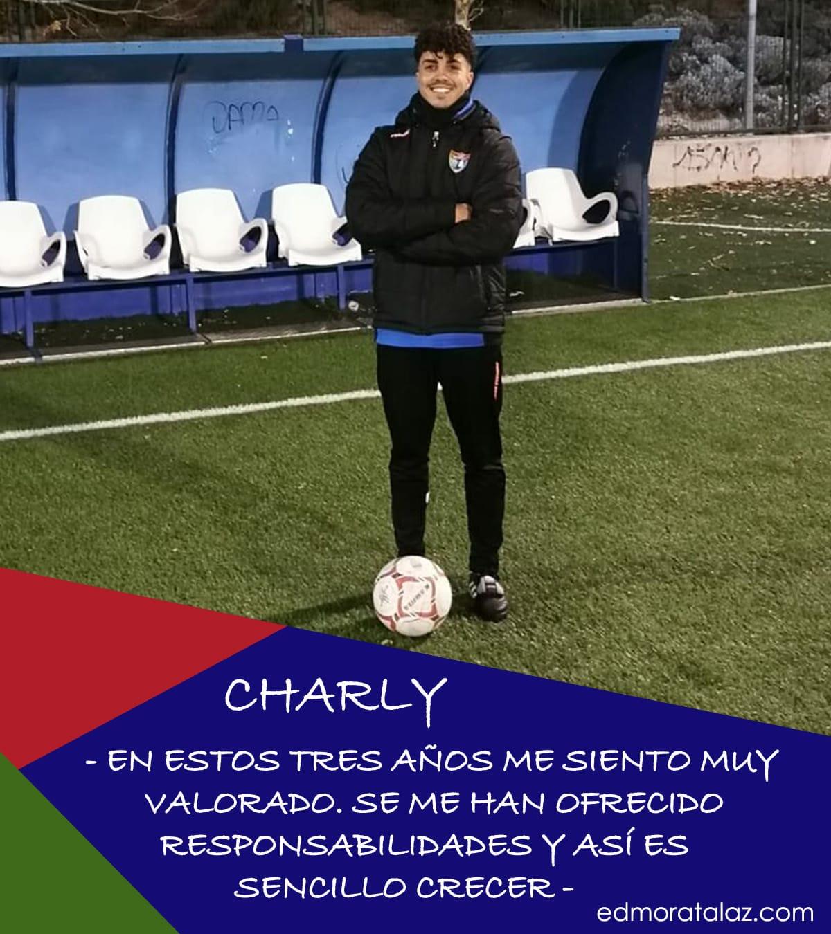 Carlos Rodríguez: «En estos 3 años me siento muy valorado. Se me han ofrecido responsabilidades y así es sencillo crecer»