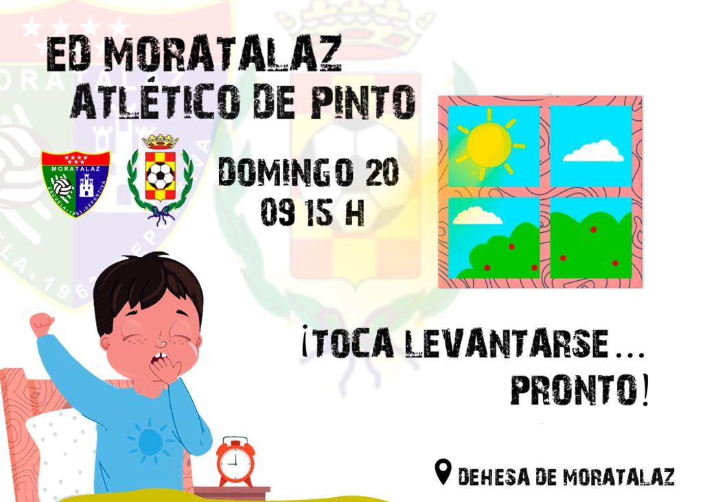 PREVIA | Primer Equipo – Atlético Pinto