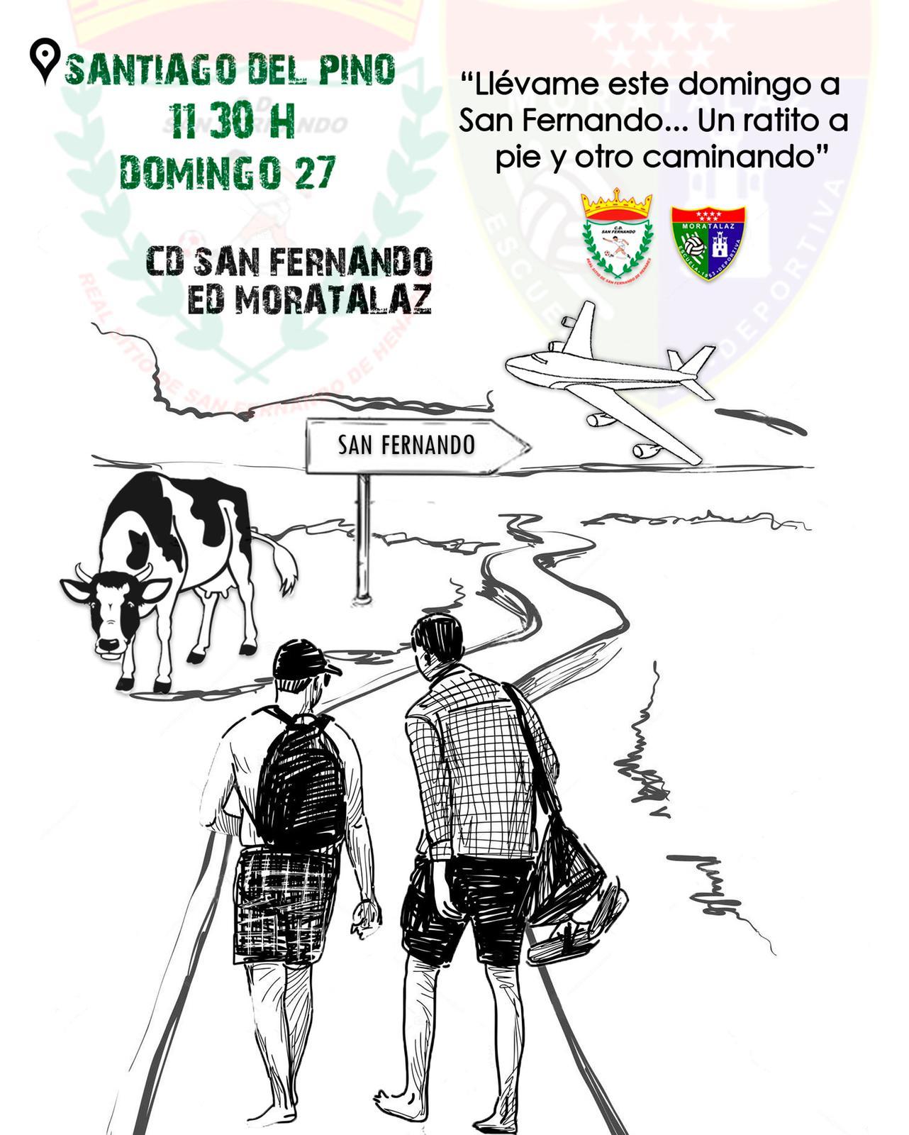 PREVIA | CD San Fernando – Primer Equipo