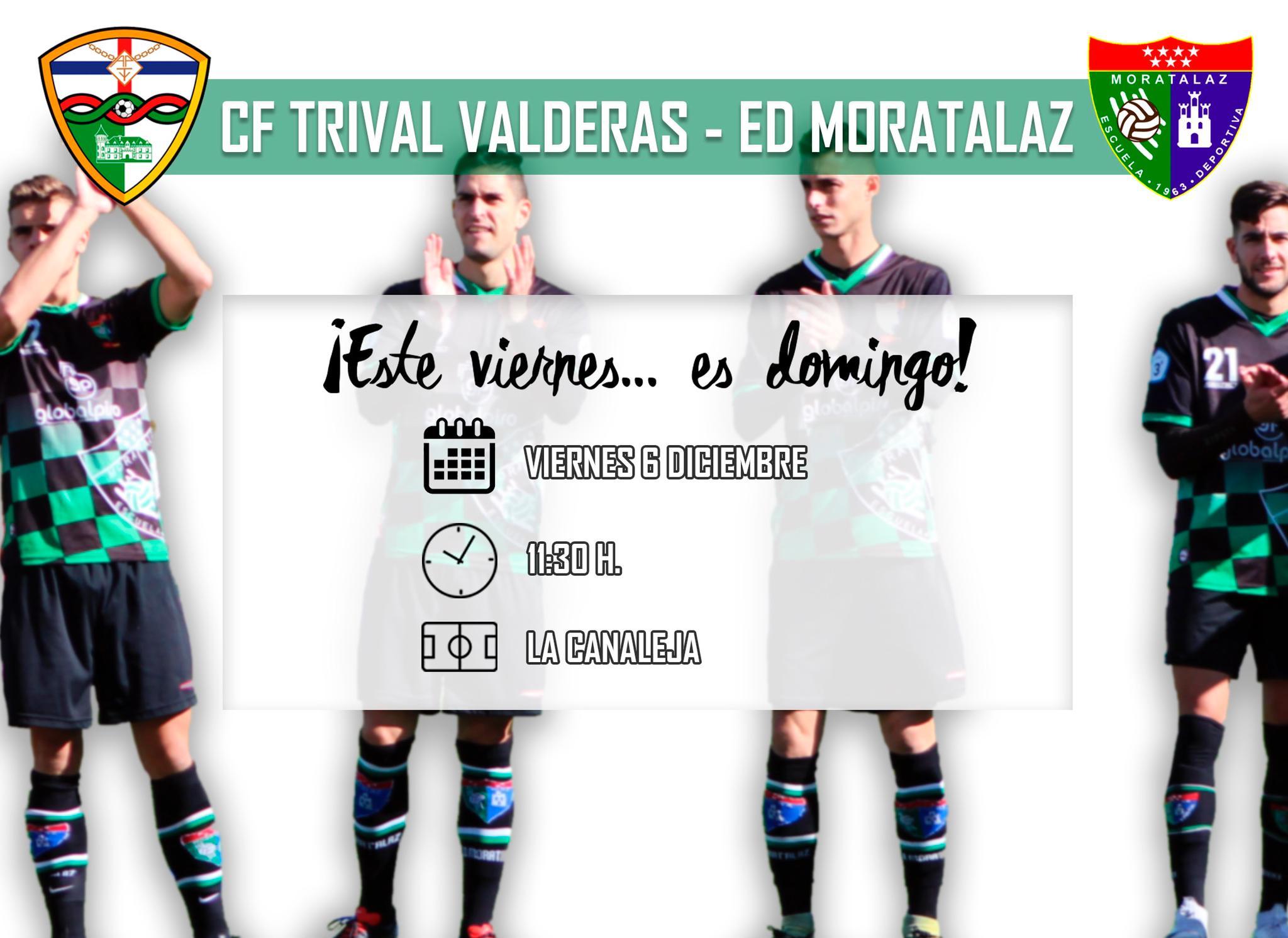 PREVIA | CF Trival Valderas – Primer Equipo