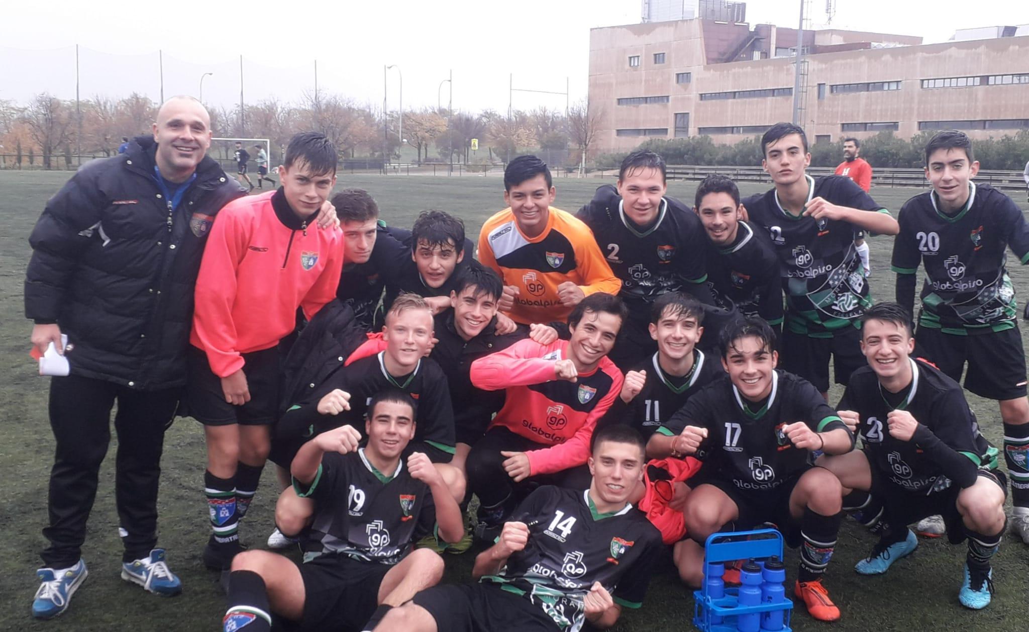 Crónica Juvenil E – CD Unión Valdebernardo C