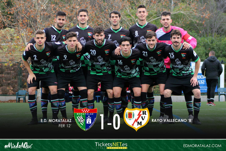 ¡El Primer Equipo vuelve a ganar en Urbis!
