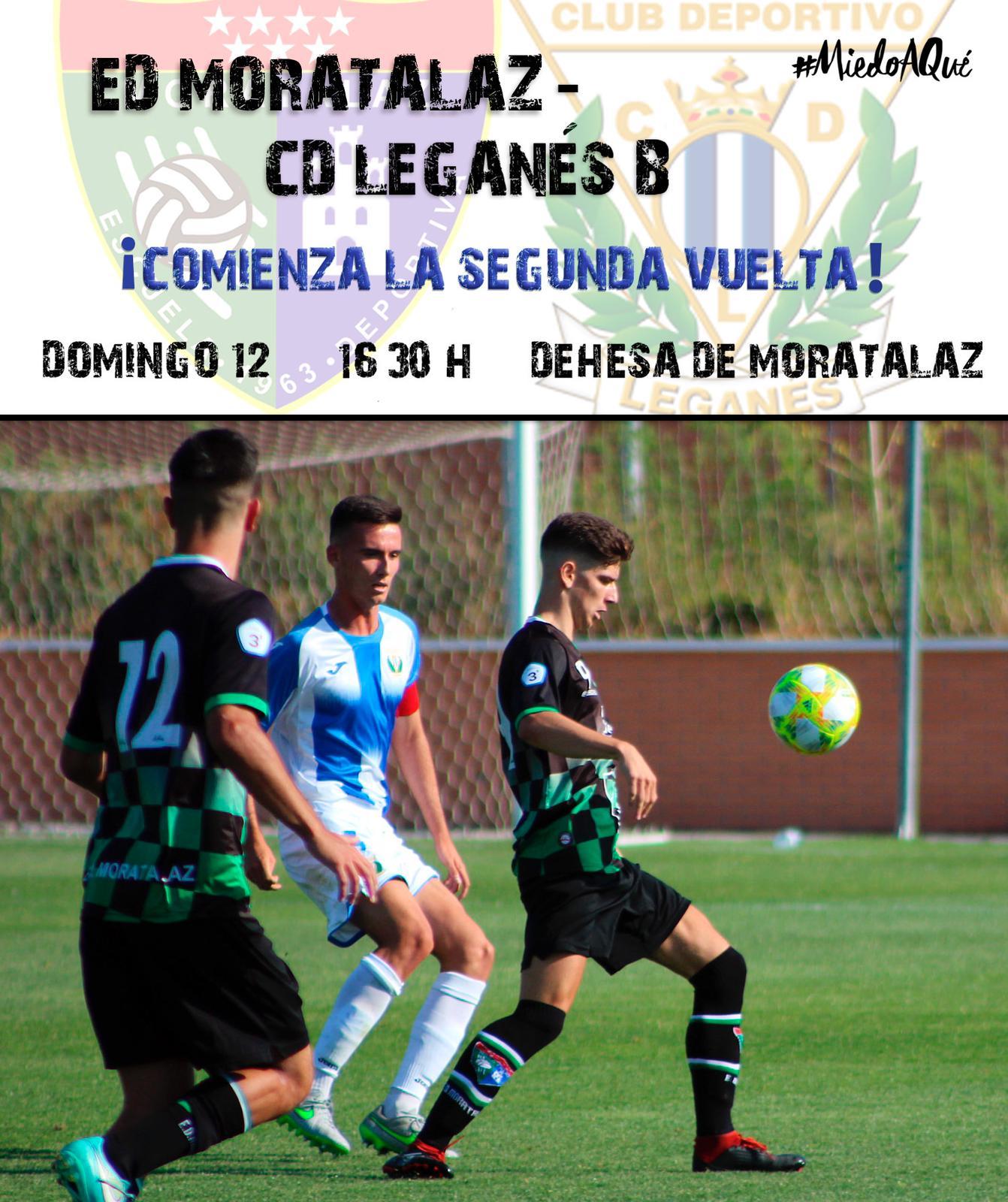 Previa | Primer Equipo – CD Leganés