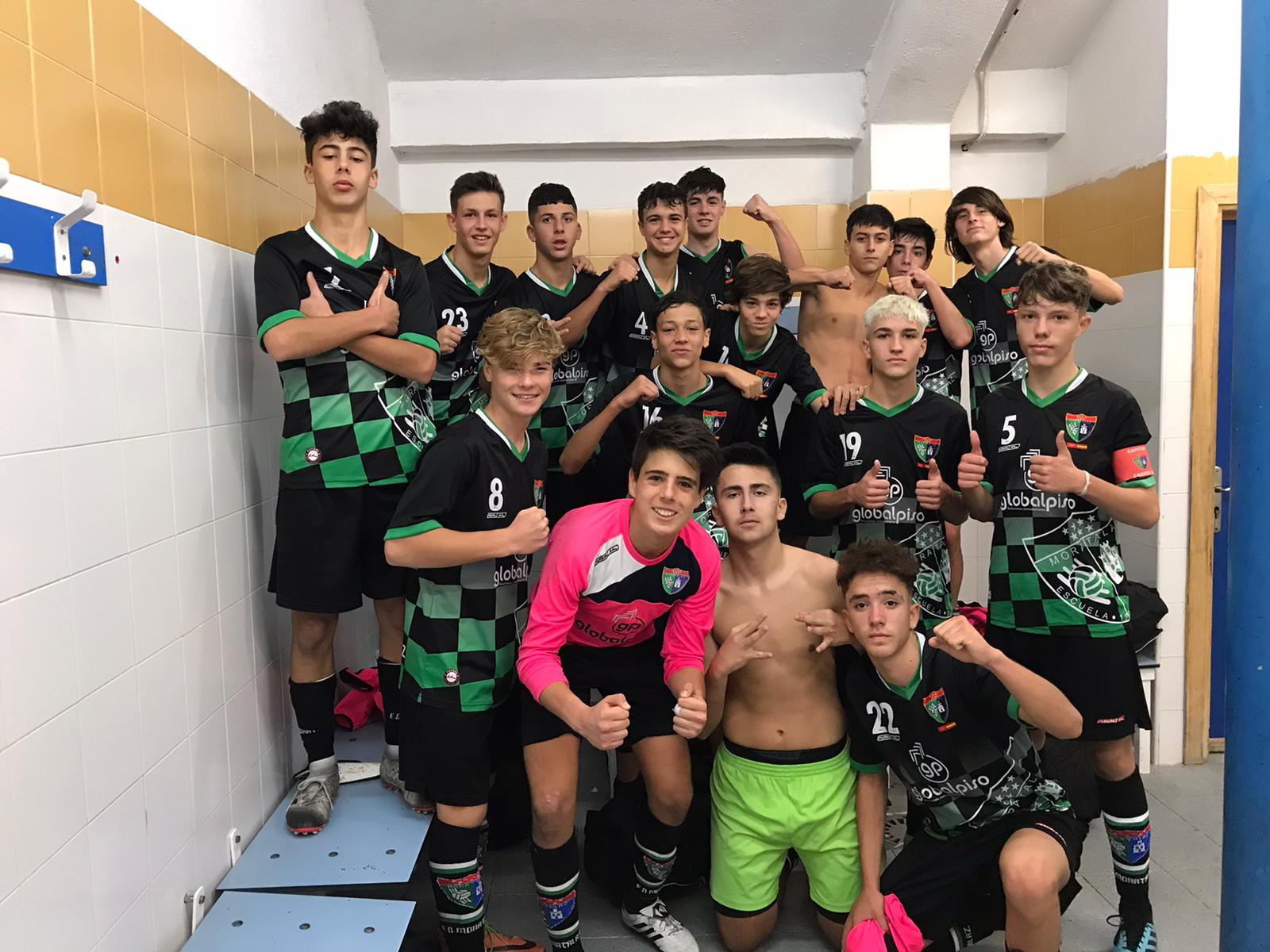 Previa | Cadete A – Atlético de Madrid