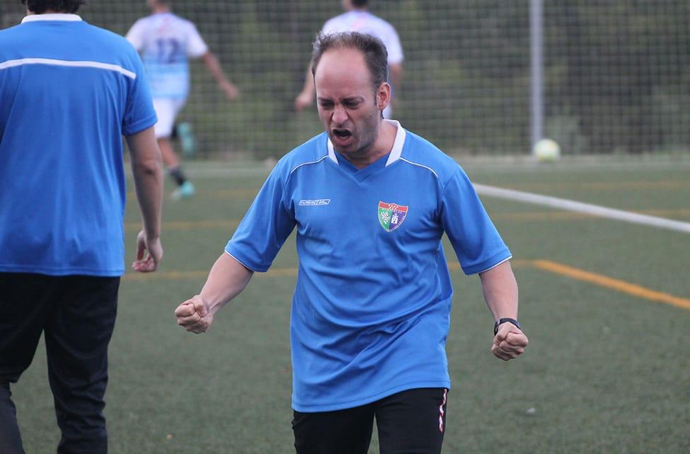 Jorge Vallejo continuará siendo el entrenador del Primer Equipo
