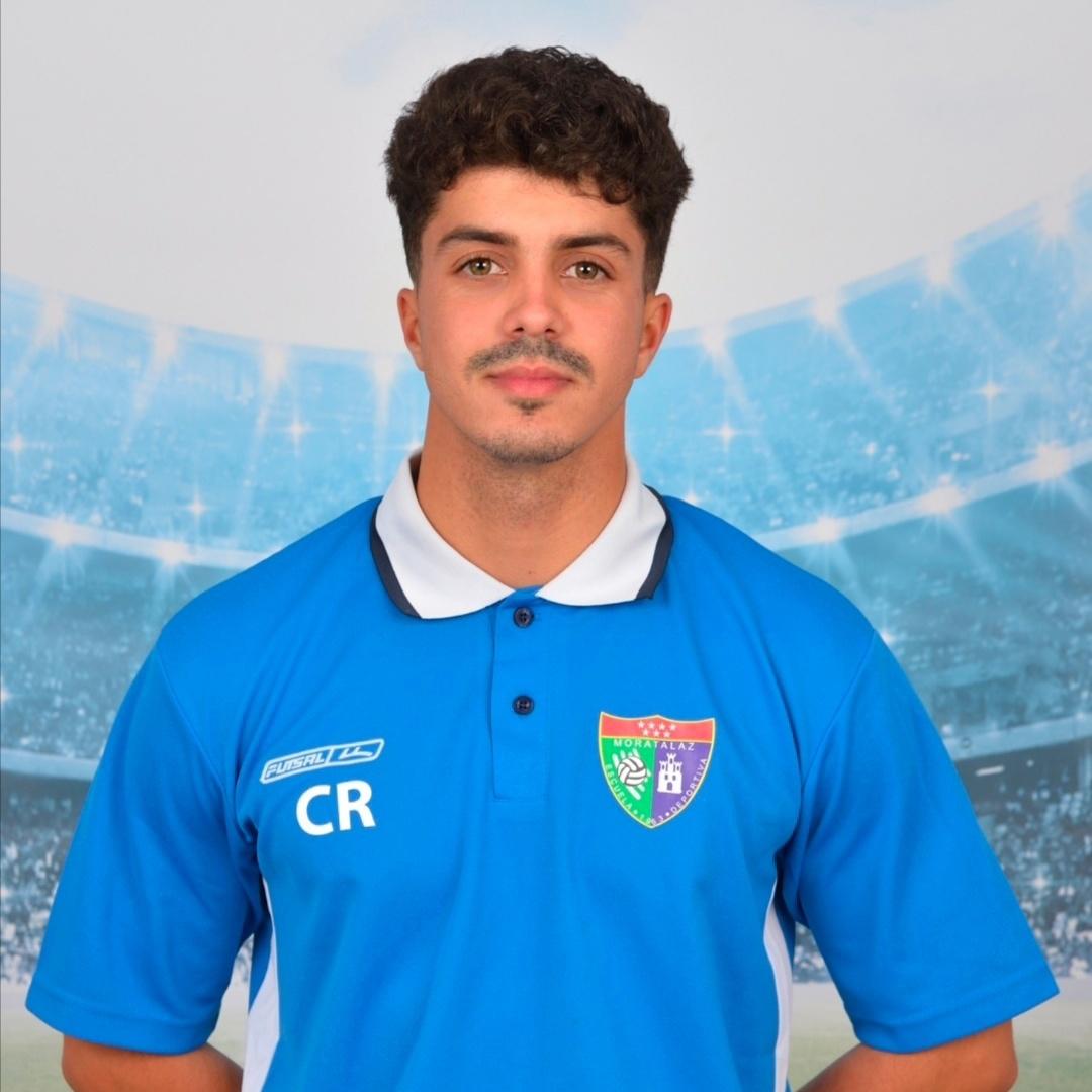 Carlos Rodríguez será el nuevo entrenador del Cadete A