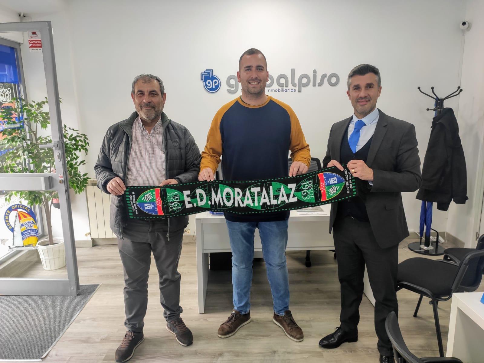 La Escuela Deportiva Moratalaz renueva 4 años con Globalpiso