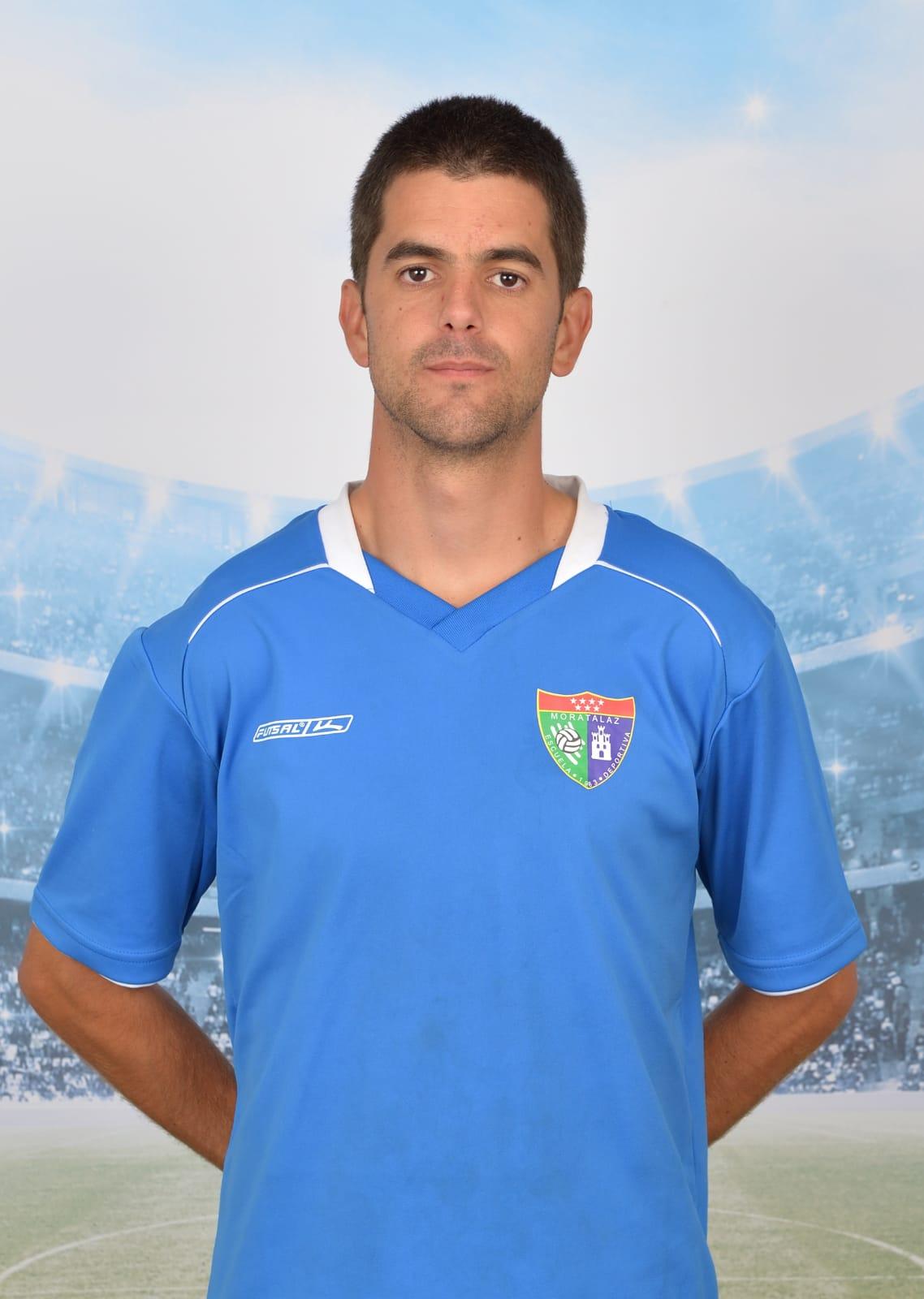 Rubén Fernández será el próximo entrenador del Alevín A