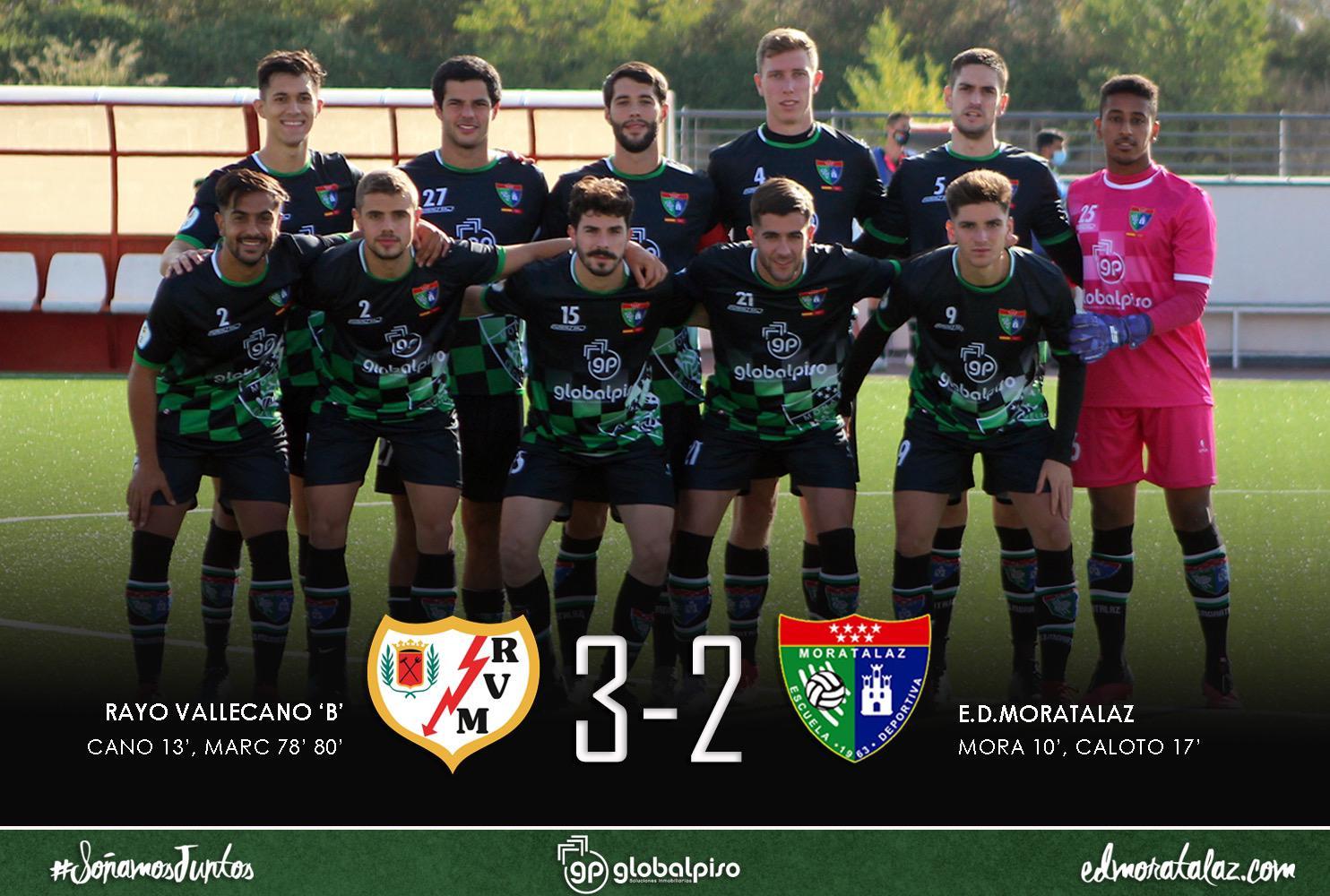 Fotogalería | Rayo Vallecano B 3-2 Primer Equipo