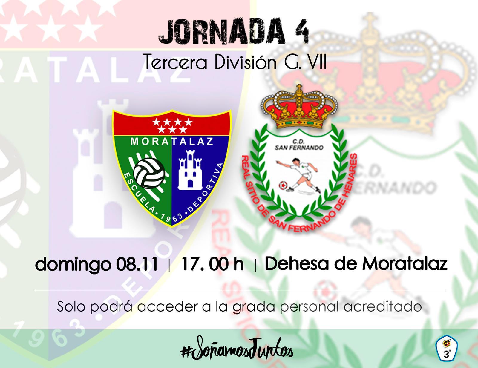 PREVIA | Primer Equipo – CD San Fernando