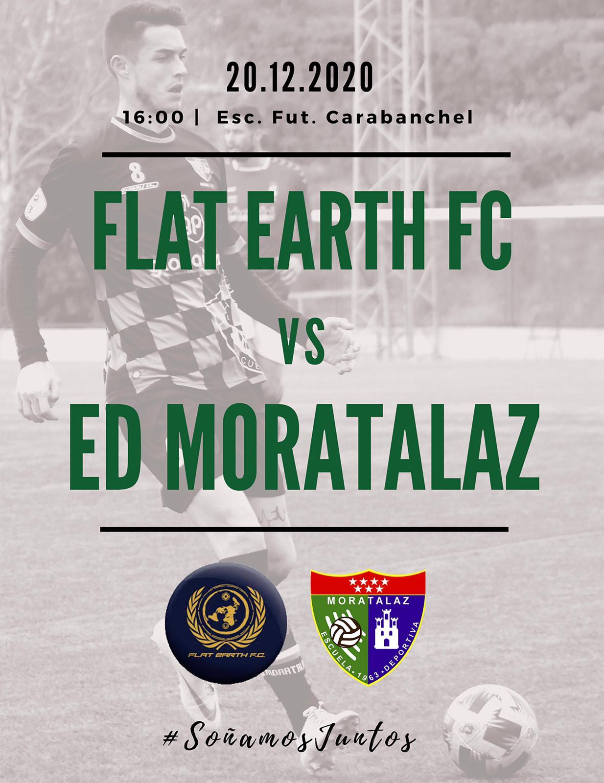 PREVIA | Flat Earth FC – Primer Equipo