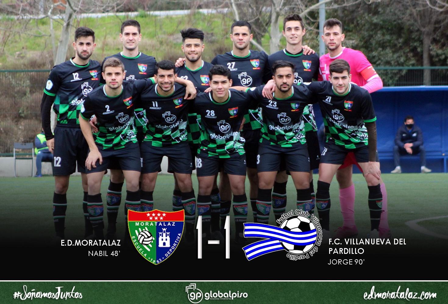 Fotogalería | Primer Equipo –  FC Villanueva del Pardillo