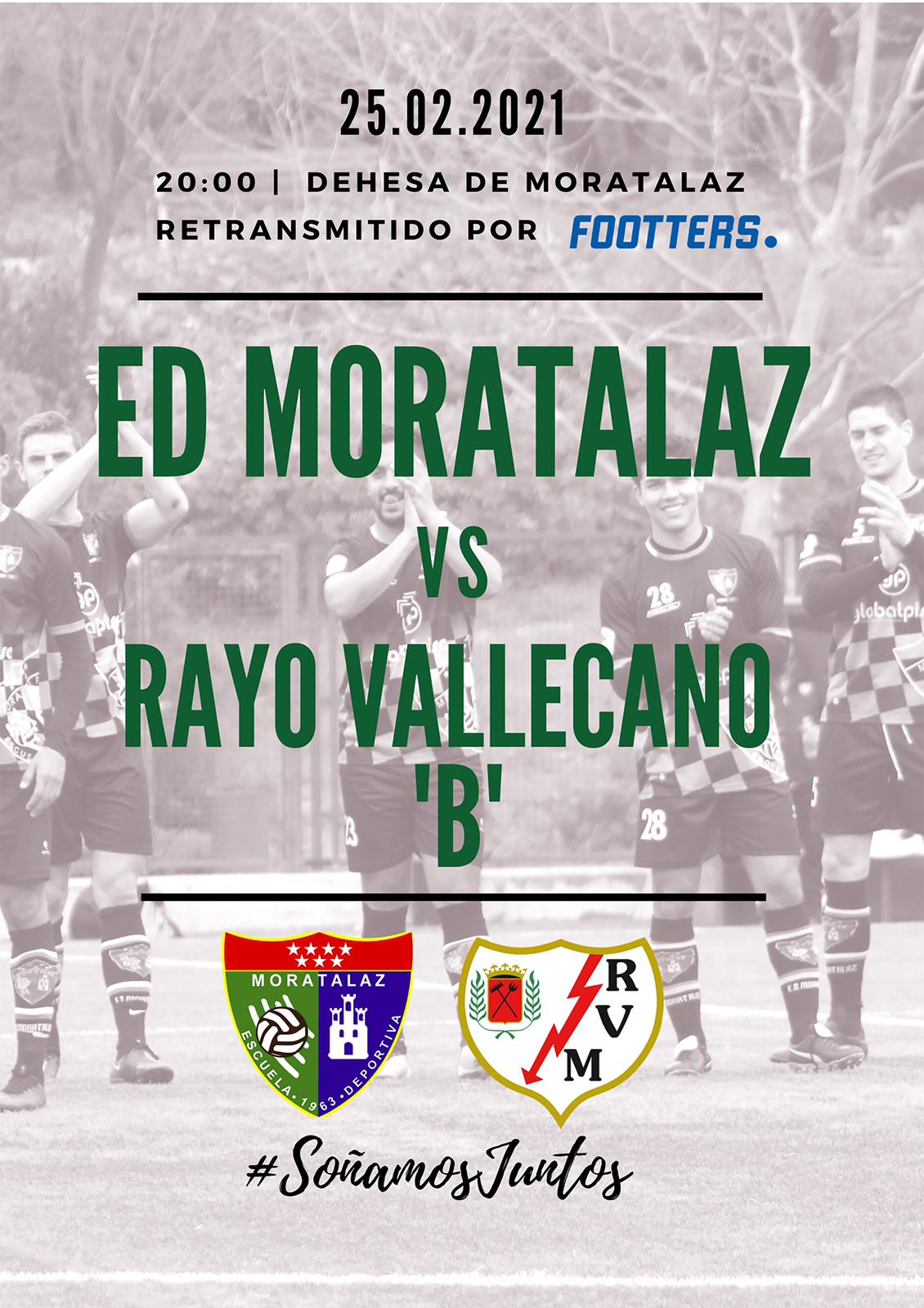 PREVIA   Primer Equipo – Rayo Vallecano 'B'