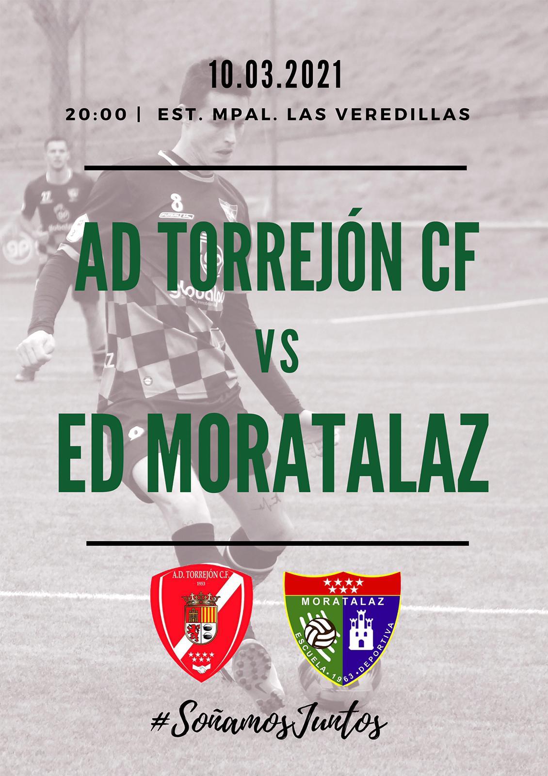 PREVIA | AD Torrejón – Primer Equipo