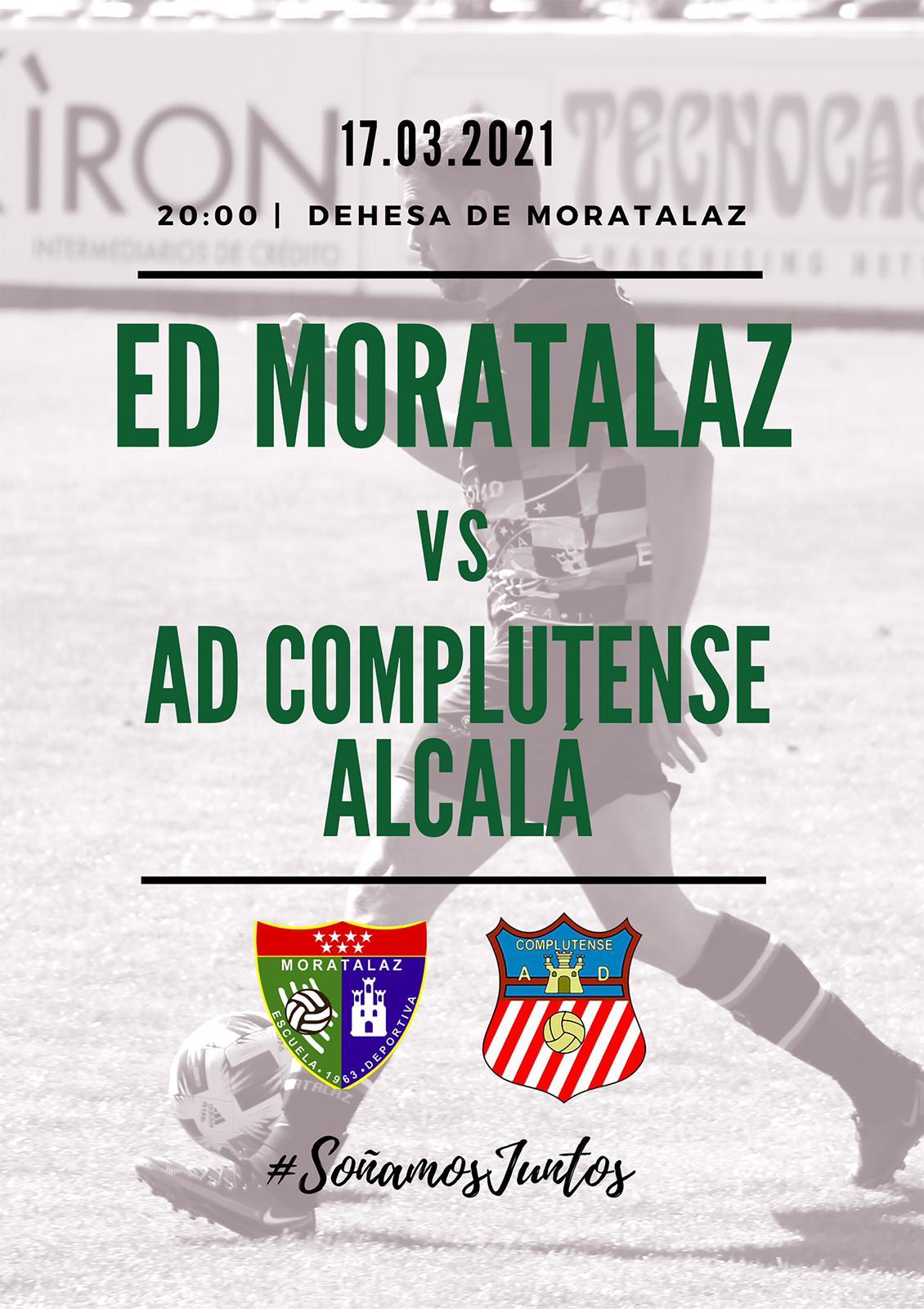PREVIA | Primer Equipo – AD Complutense Alcalá