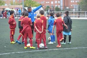 balance fin de temporada de Alevines, infantiles y cadetes