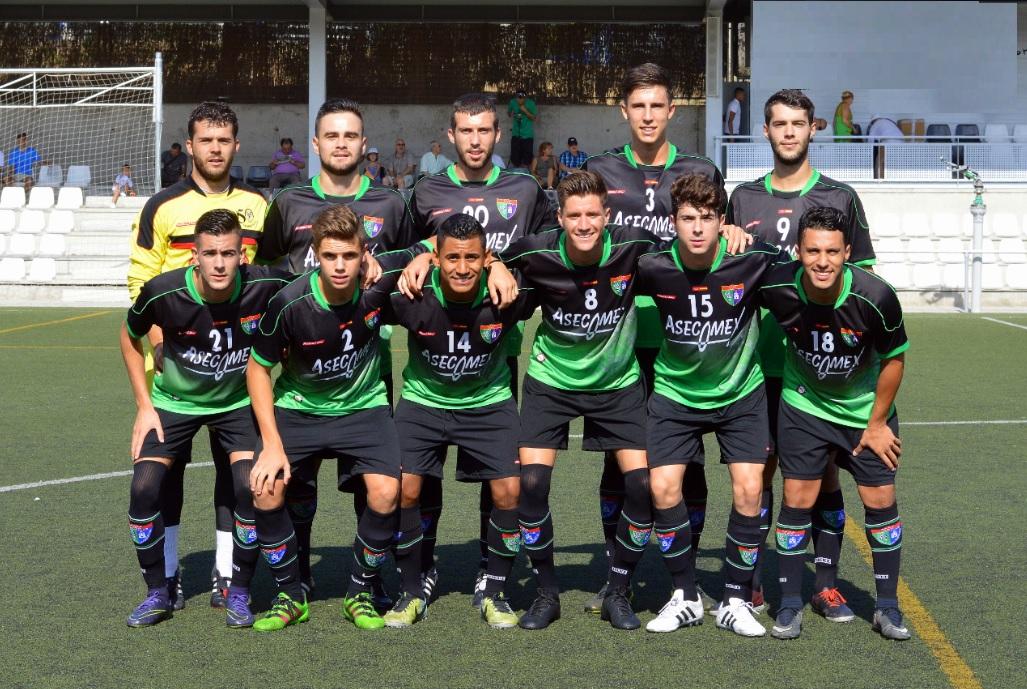 Por primera vez en la historia de la EDM el Primer Equipo se enfrenta a un club de 2ª División B