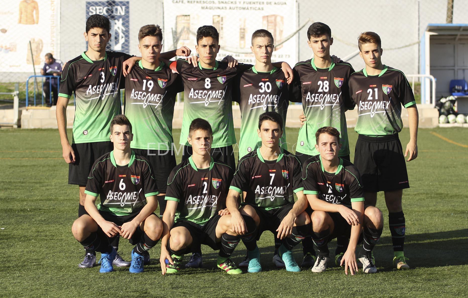 Fotos del partido Aravaca CF A 3 – 0 Juvenil A